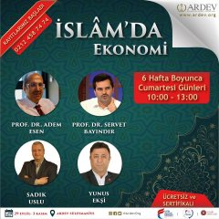 İlk Ders: İslâm'da Ekonomi